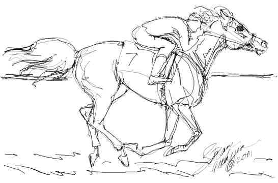 RUMPKUMP RANCH Coloring Pages